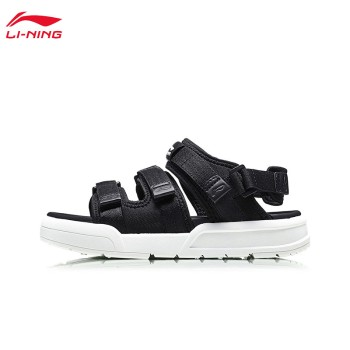 Lining 李宁 女子透气轻便潮流凉鞋AGUN012