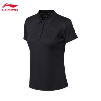 Lining 李宁 训练系列女子短袖POLO衫APLN004