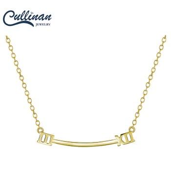 Cullinan 天玺 Symbol符号925银简约项链