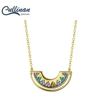 Cullinan 天玺 Tribe部落925银半月牙项链