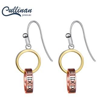 Cullinan 天玺 Symbol符号925银环扣耳环