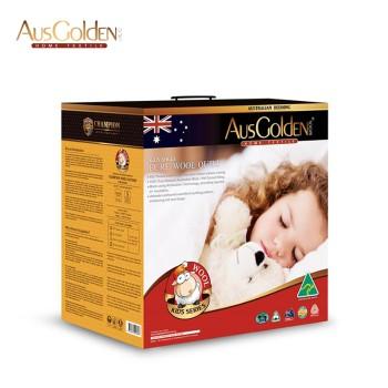 AusGoldEN澳洲制造 儿童四季被 SCS6035CKID