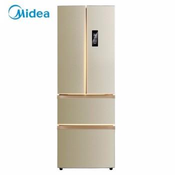 美的BCD-322WTPM四门电冰箱芙蓉金(线上)