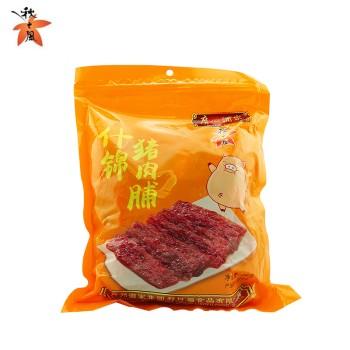 【积分】广州酒家什锦猪肉脯大礼包【HZGAS】