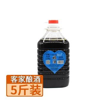 【特产】客家天地  客家酿酒5斤装(桶装)甜酒月子酒