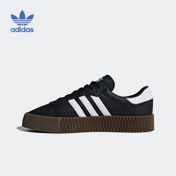 Adidas 阿迪达斯 三叶草 SAMBAROSE W 女子经典运动鞋 AQ1134