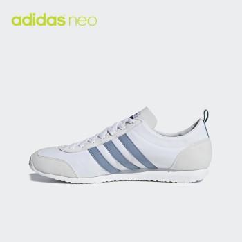 Adidas 阿迪达斯 neo VS JOG男女运动休闲鞋 DB0466