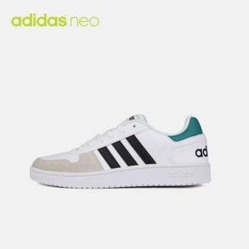 Adidas 阿迪达斯 neo HOOPS 2.0男子休闲运动鞋 EE7799