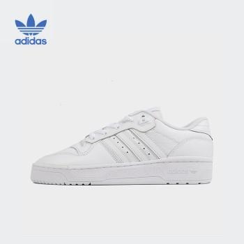Adidas 阿迪达斯 三叶草 RIVALRY LOW男女休闲鞋 EF8729