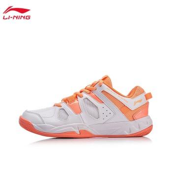 Lining 亚博体育苹果app地址 亚博体育苹果app地址女子羽毛球训练鞋AYTN024