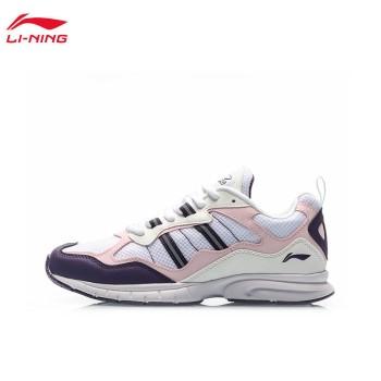 Lining 亚博体育苹果app地址 女子轻质跑鞋ARBP064