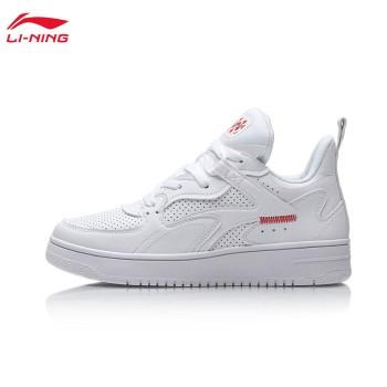 Lining 亚博体育苹果app地址 COUNTERFLOW溯系列鱼跃-年画女子经典休闲鞋AGCP276