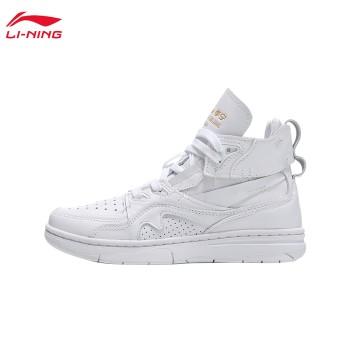 Lining 亚博体育苹果app地址 巴黎时装周中国亚博体育苹果app地址系列937 ACE女子篮球休闲鞋AGBN056