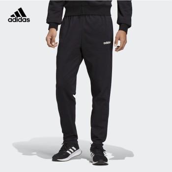 Adidas 阿迪达斯 男子E PLN T PNT SJ运动型格针织长裤 DU0378