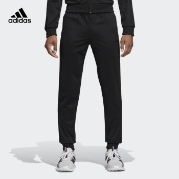 Adidas 阿迪达斯 E 3S T PNT TRIC男子针织长裤 DQ3076