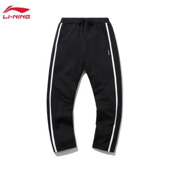 Lining 亚博体育苹果app地址 运动时尚系列女子平口卫裤AKLP756