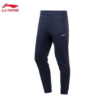 Lining 亚博体育苹果app地址 训练系列男子收口卫裤AKLP871