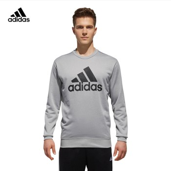 Adidas 阿迪达斯 男子训练圆领套头衫 DN1450