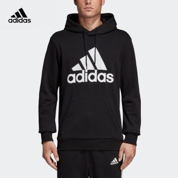 Adidas 阿迪达斯 MH BOS PO FT男子针织套衫 DQ1461