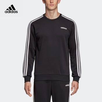Adidas 阿迪达斯 男子动型格圆领套头衫 DQ3083