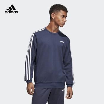 Adidas 阿迪达斯 男子动型格圆领套头衫 DU0484