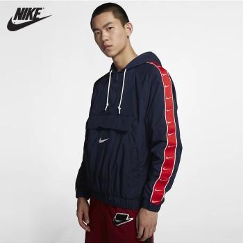 Nike 耐克 Nike Sportswear Swoosh男子梭织上衣 CD0420