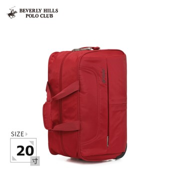 Beverly Hills Polo Club 比华利保罗 挂扣锁旅行袋拉杆箱20寸 112202-0122220