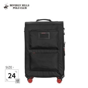 Beverly Hills Polo Club 比华利保罗 海关锁无级拉杆箱24寸 117202-0399324