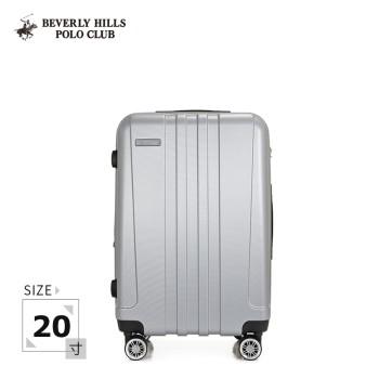 Beverly Hills Polo Club 比华利保罗 海关锁纹理PC拉杆箱20寸 118383-0305820
