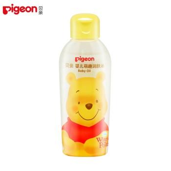 Pigeon 贝亲 婴儿萌趣润肤油100ml(Q版维尼) IA183