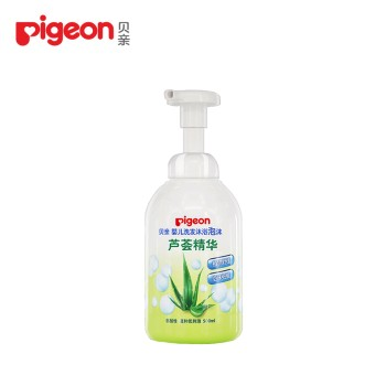 Pigeon 贝亲 洗发沐浴泡沫(芦荟精华)500ml IA230
