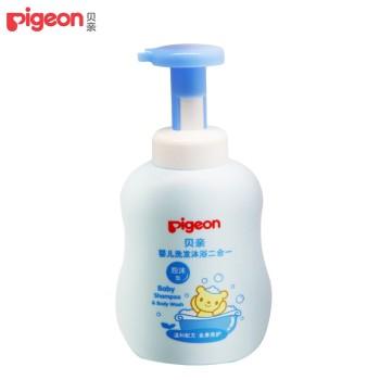 Pigeon 贝亲 婴儿洗发沐浴二合一(泡沫型)500ml IA170