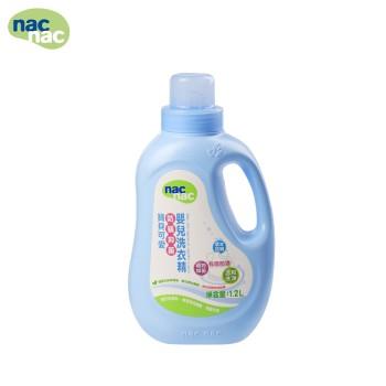 nacnac 宝贝可爱 防螨抑菌婴儿洗衣精1.2L(台制)