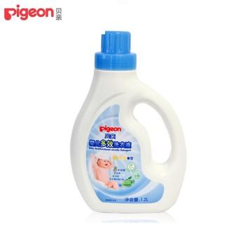 Pigeon 贝亲 婴儿多效洗衣液1.2L MA55/MA56