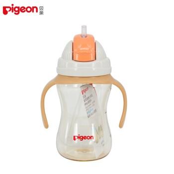 Pigeon 贝亲 双耳便携大容量PPSU吸管杯 DA106/DA107/DA108