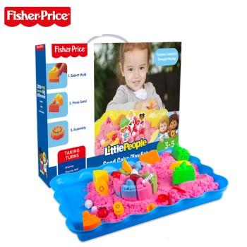 Fisher Price 费雪 蛋糕小作坊太空沙 FPS001