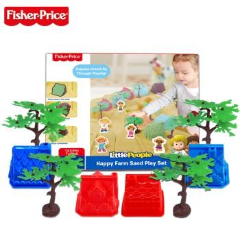 Fisher Price 费雪 快乐农场太空沙 FPS003