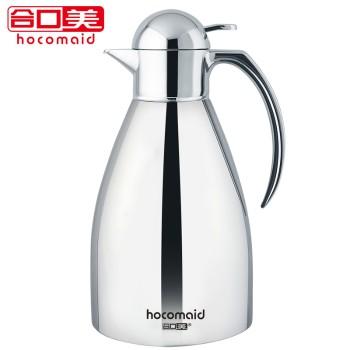 hocomaid 合口美 不锈钢高真空保温壶1.5L