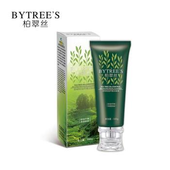 bytree's 柏翠丝 茶树控油平衡洁面膏 100g CS202