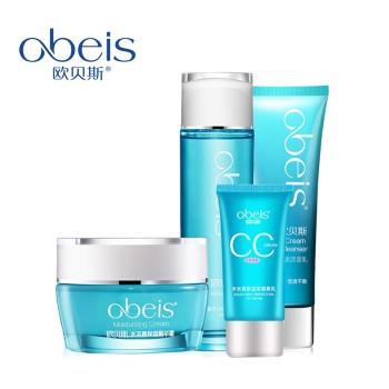 obeis 欧贝斯 水平衡密集补水3件套(洁面乳+柔肤液+乳液)