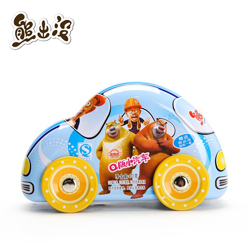 熊出没q版小汽车 30g