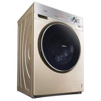 松下XQG100-EG13K滚筒洗衣干衣机