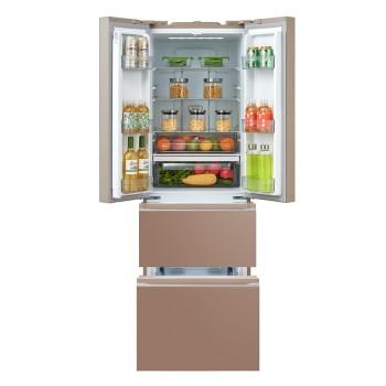 亚博体育app官方下载苹果BCD-380WGPZM四门冰箱(玫瑰金)