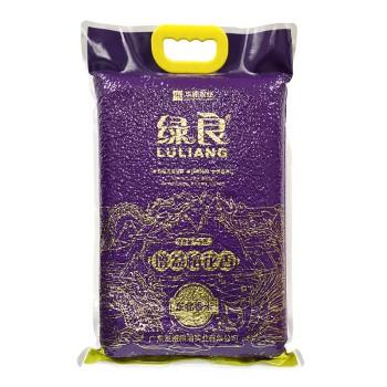 绿良增荔稻花香米