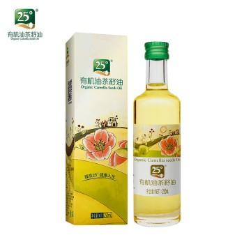 【1月特惠】25度有机茶籽油