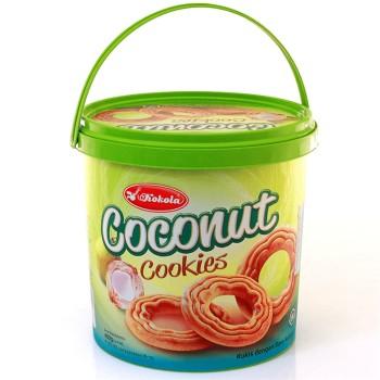 可可乐椰味曲奇饼干 &