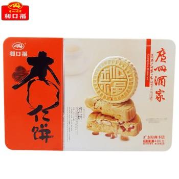广州酒家 利口福 杏仁饼