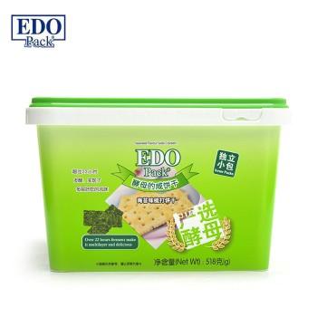 EDO Pack 海苔味梳打饼干518g【9月特惠】