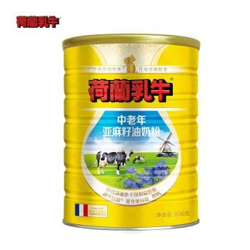 荷兰乳牛中老年亚麻籽奶粉