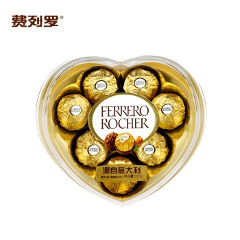 费列罗 心形巧克力